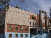 Первый корпус школы