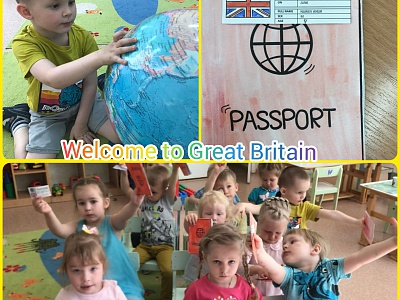 Welcome to Great Britain